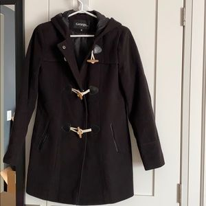 George Toggle Button Dress Coat Size XS